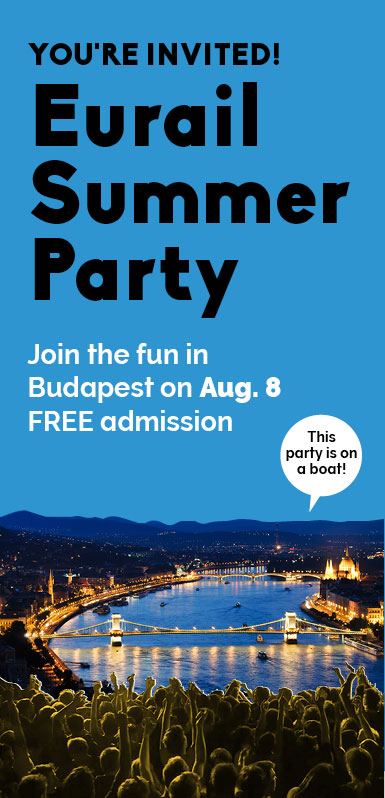 Eurail Summer Party