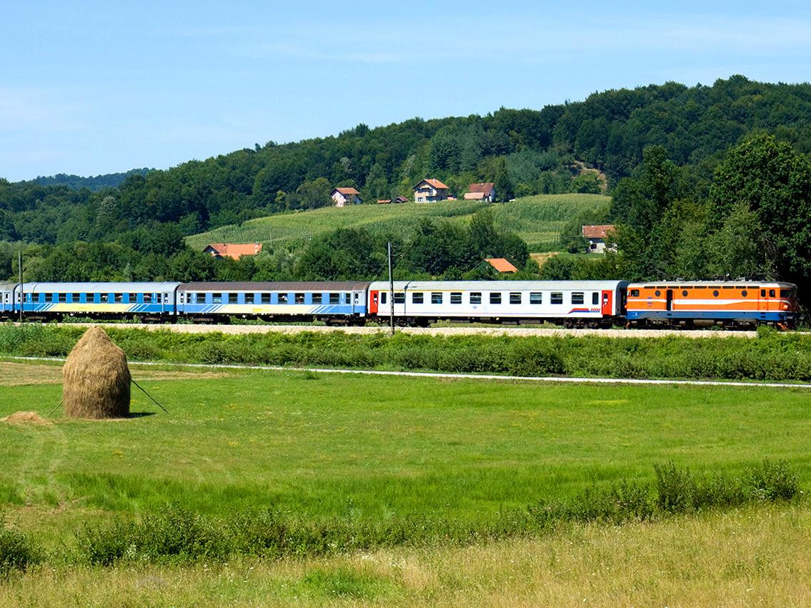 Trains in Bosnia-Herzegovina   RailPass.com