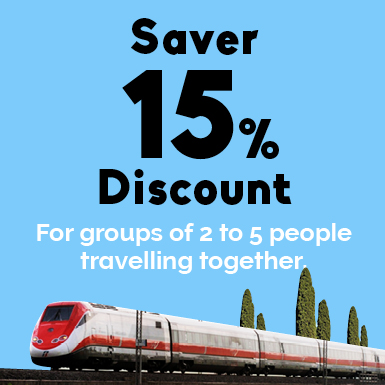 Eurail Saver Discount