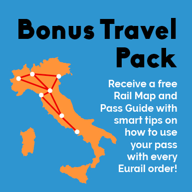 Eurail Bonus Travel Pack